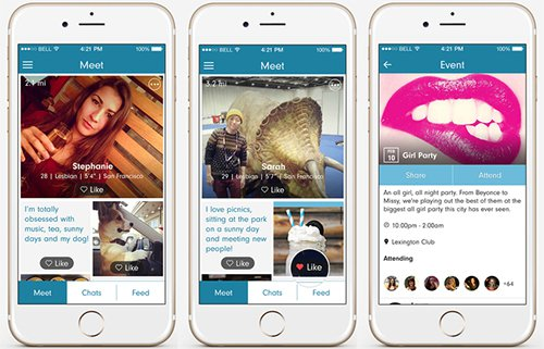 "best gay hookup app london Top 6 best gay apps what we love about the mga app is its ""today in gay"" feature events coming up transitional states."