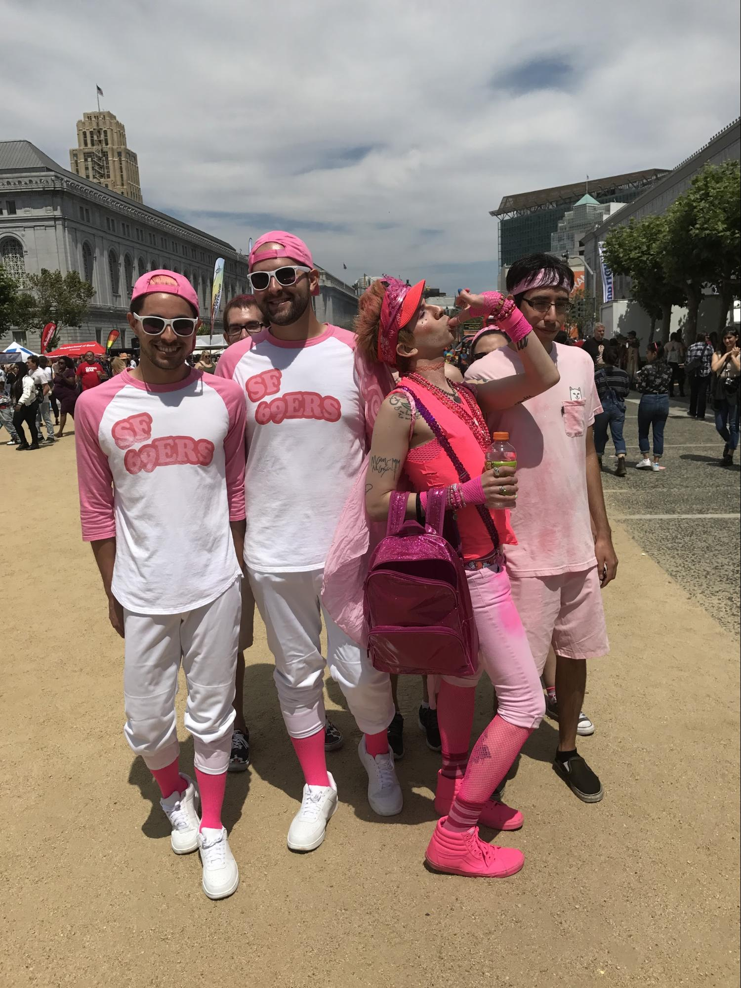 San francisco gay pride day